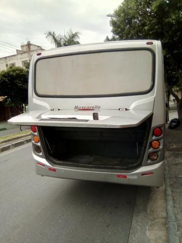 Micro ônibus mascarello granmicro 2011|12 - Foto 2