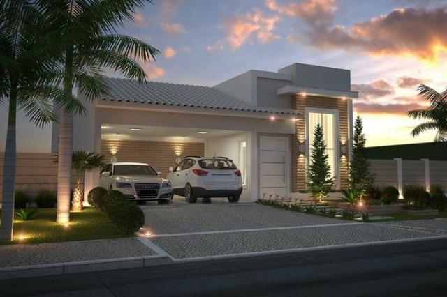 Só paga aluguel quem quer!! Venha Construir a sua Casa! Lotes a prestação em cond. fechado