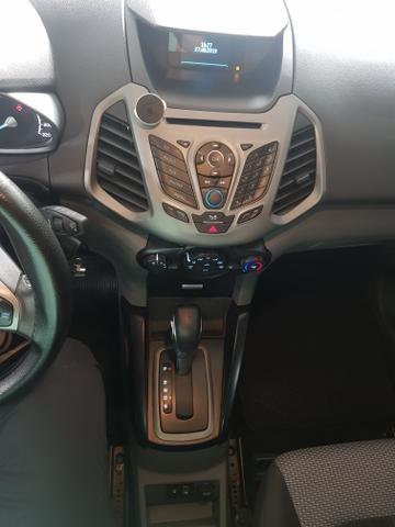 Ford Ecosport 1.6 16/16 SE automática impecável! - Foto 8