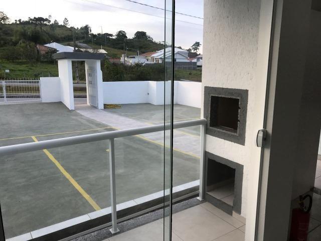 Apartamento de dois dormitórios em Forquilhas - Foto 3