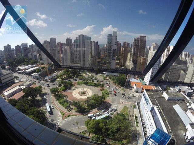 Sala para alugar, 32 m² por R$ 900/mês - Shopping Aldeota - Foto 6
