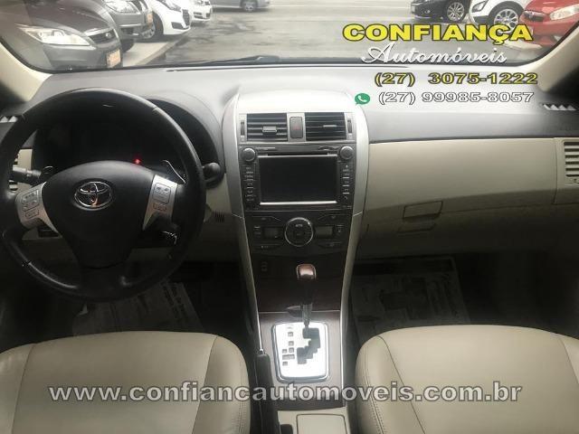Toyota / Corolla Altis 2.0 Flex Aut - Foto 8