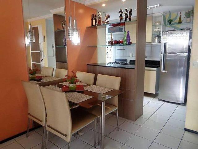 Apartamento com 3 quartos, 67m, 5º andar e projetado no Bairro Damas - Foto 6