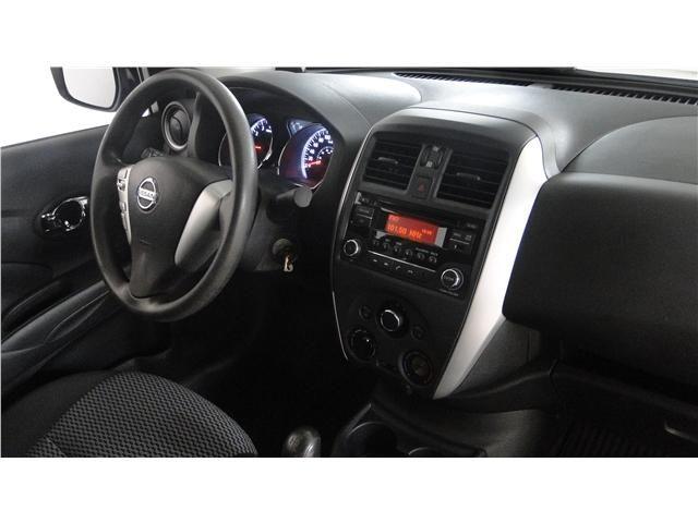 Nissan Versa 1.6 16v flex sv 4p manual - Foto 5