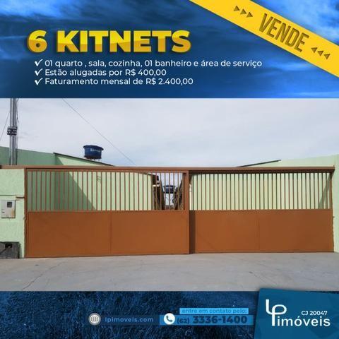 06 Kits, Excelente investimento para renda!!!