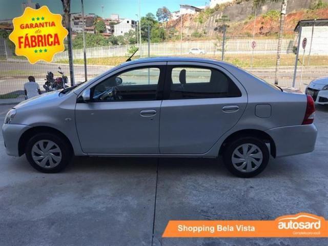 Toyota Etios Sedan XS 1.5 (Flex) (Aut) - Foto 9