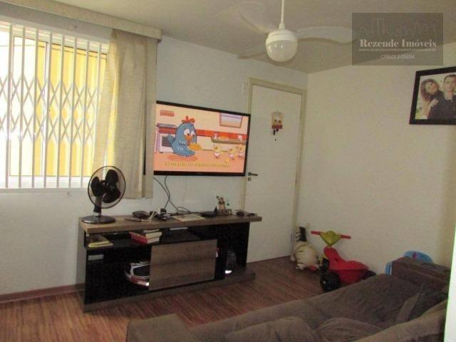 F-AP1081 Apartamento com 2 dormitórios à venda, 48 m² por R$ 135.000 - Caiuá - Curitiba/PR - Foto 2