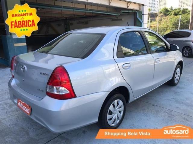 Toyota Etios Sedan XS 1.5 (Flex) (Aut) - Foto 8