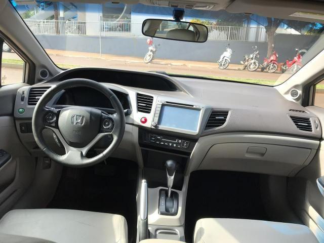 Honda Civic 2.0 Exr FlexOne 2013/2014 - Foto 9