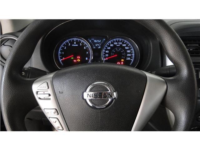 Nissan Versa 1.6 16v flex sv 4p manual - Foto 14