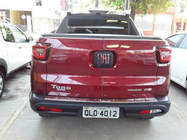 Fiat toro volcano aut. 4x4 diesel top - Foto 4