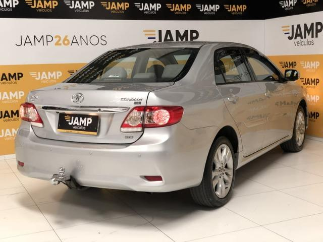 Toyota Corolla XEI 2.0 Flex VVT-I Automático 2013 - GNV - - Foto 9
