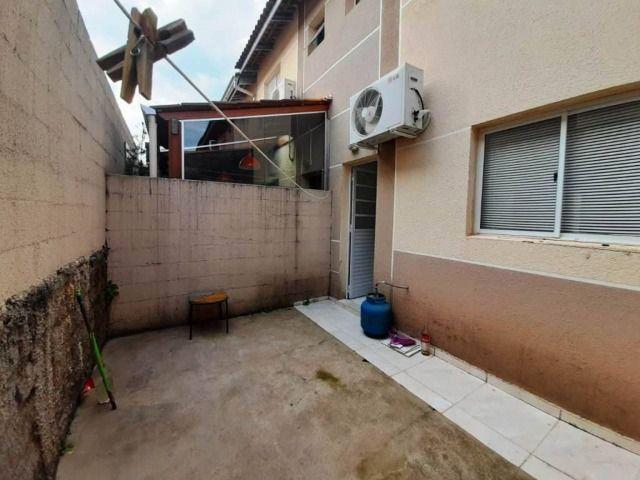 Casa semi mobiliada em condomínio fechado com 02 dormitórios, Canudos, Novo hamburgo - Foto 14