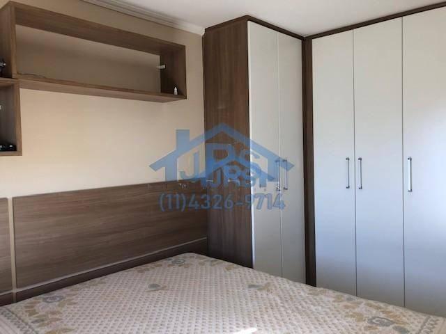 Apartamento com 2 dormitórios à venda, 51 m² por R$ 350.000,00 - Jardim Tupanci - Barueri/ - Foto 14