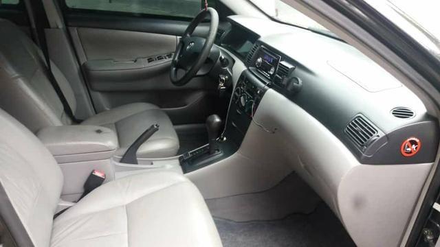 Corolla Brindado Completo automático 2005 valor 18.000 mil na troca considerado a tabela - Foto 8