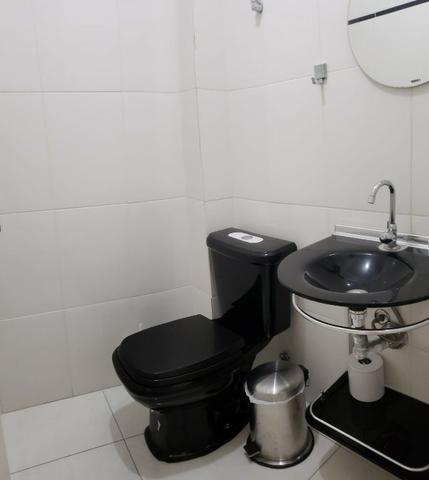 Apartamento mobiliado, 3 qts, 3 ar condicionado, salar com ar, 3 banheiros - Bairro centro - Foto 8