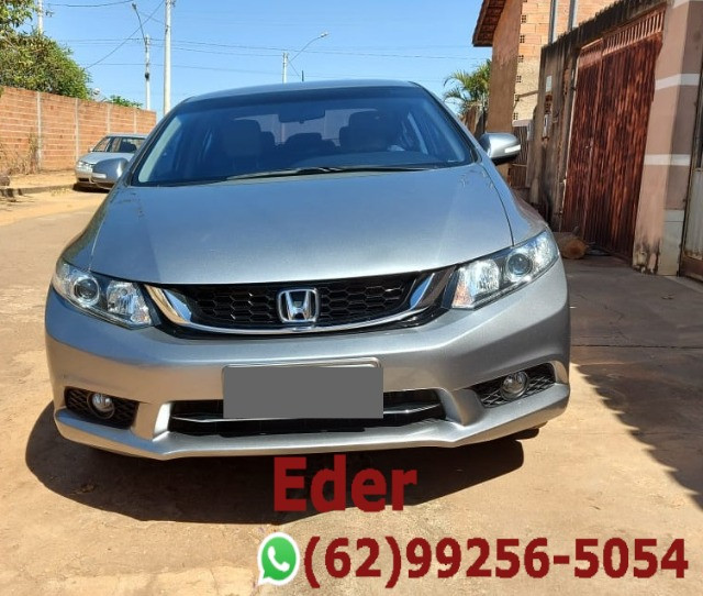 Honda Civic LXR 2.0 AUT 15/16