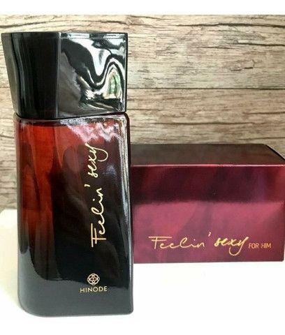 Perfume feelin sexy for him  100ml , promoção perfumes para homens - Foto 2