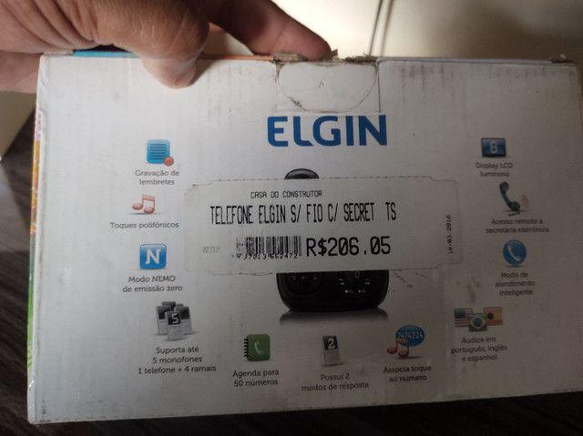 Telefone sem fio marca Elgin - Foto 4