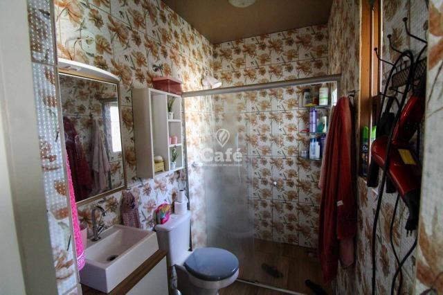 Linda casa com 2 dormitórios, garagem, destinada a quem procura por segurança - Foto 10