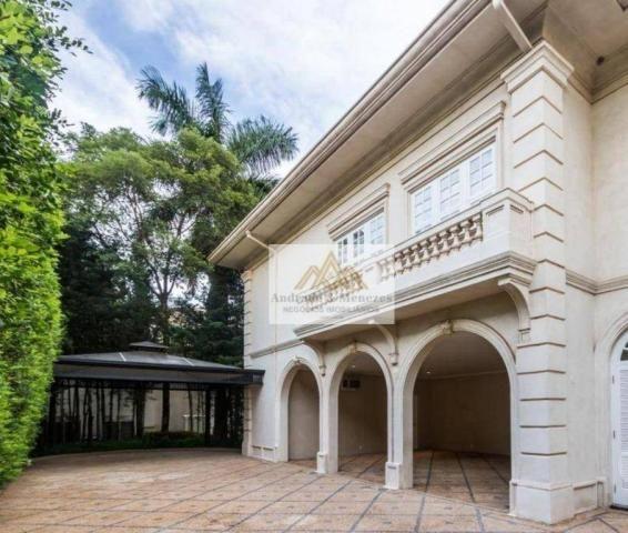 Sobrado com 5 dormitórios para alugar, 1120 m² por R$ 25.000,00/mês - Condomínio Country V - Foto 4