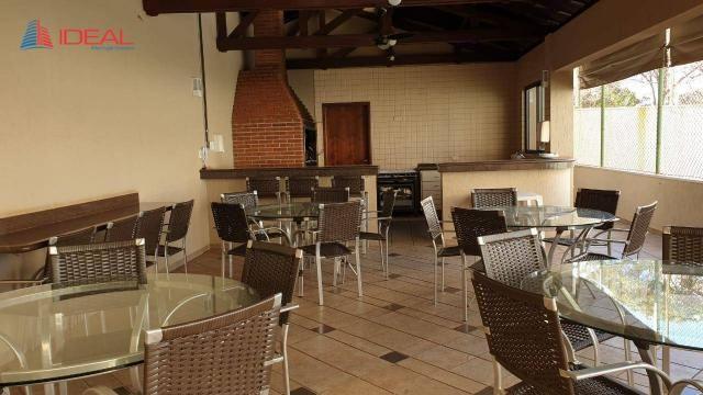 Apartamento com 3 dormitórios para alugar, 380 m² por R$ 3.500,00/mês - Jardim Novo Horizo - Foto 17