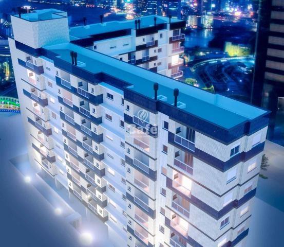 Apartamento de 1 dormitório com garagem no Centro de Santa Maria - Foto 2