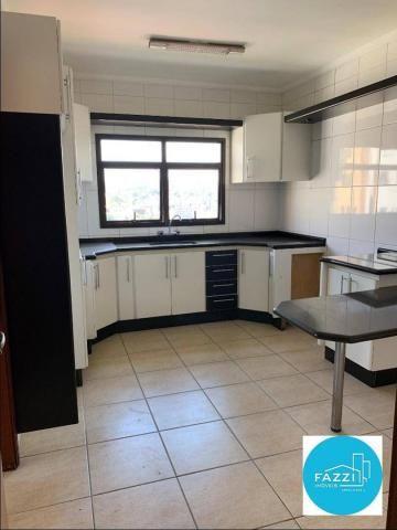 Apartamento com 3 dormitórios para alugar por R$ 1.430,00/mês - Jardim dos Estados - Poços - Foto 9