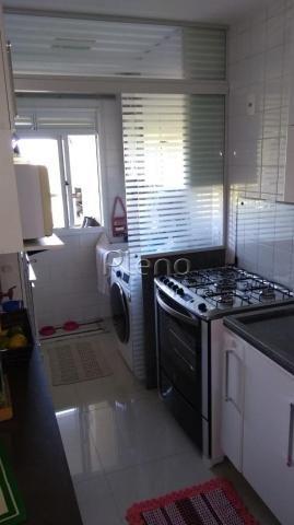 Apartamento à venda com 3 dormitórios em Parque prado, Campinas cod:AP026381 - Foto 5