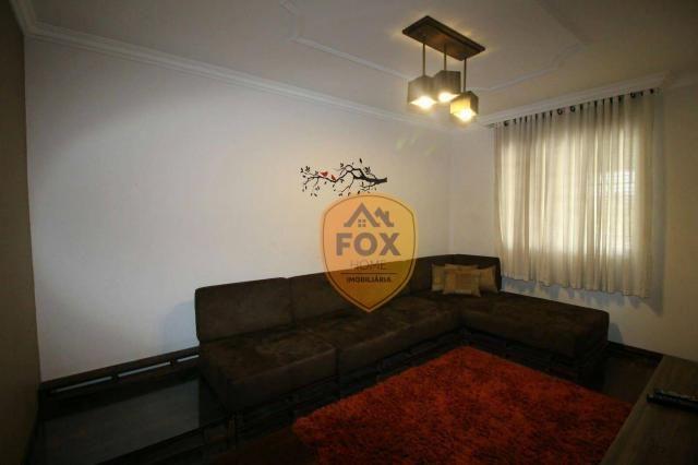 Sobrado com 3 dormitórios para alugar, 240 m² por R$ 5.500,00/mês - Cajuru - Curitiba/PR - Foto 15