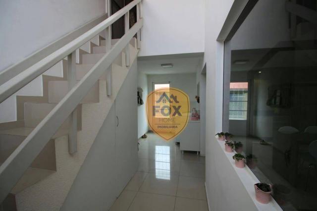 Sobrado com 3 dormitórios para alugar, 240 m² por R$ 5.500,00/mês - Cajuru - Curitiba/PR - Foto 13