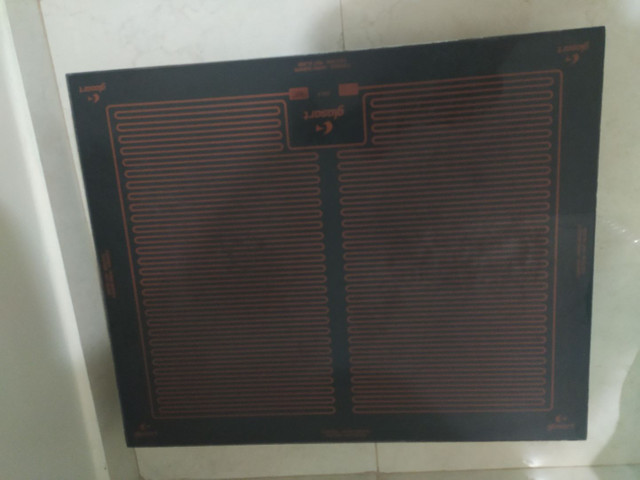 5 Vidros termoelétricos glasart 220v 70/70