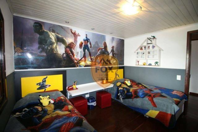 Sobrado com 3 dormitórios para alugar, 240 m² por R$ 5.500,00/mês - Cajuru - Curitiba/PR - Foto 8