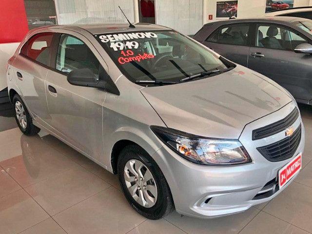 Chevrolet Onix 1.0 Joy 2019 - Foto 6