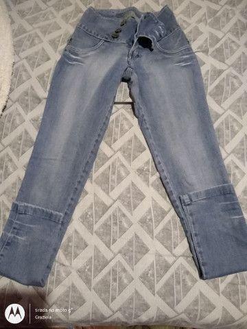 Calças jeans feminina 20,00 cada. - Foto 6