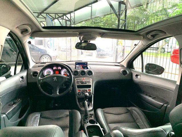 Peugeot 308 Allure 2.0 Mec. - TOP de linha - Novo!!! - Foto 6