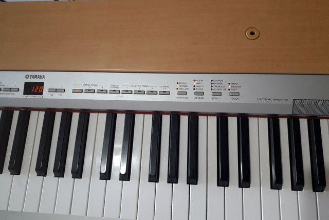 Piano Eletrônico Yamaha P-140 - Foto 2