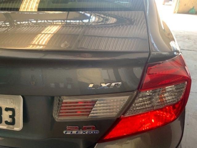 Honda Civic LXR 2.0 2014/2014 - Foto 4
