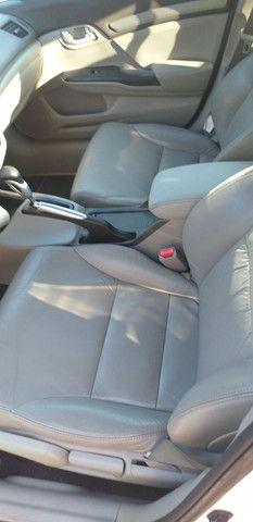 Honda civic 2.0 EXR o mais completo 2014 - Foto 5