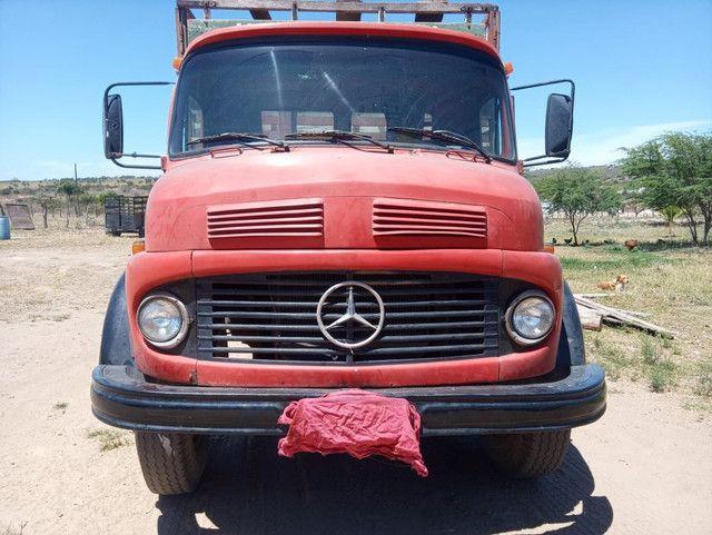 Caminhão 11.13 ano 74 - Foto 2