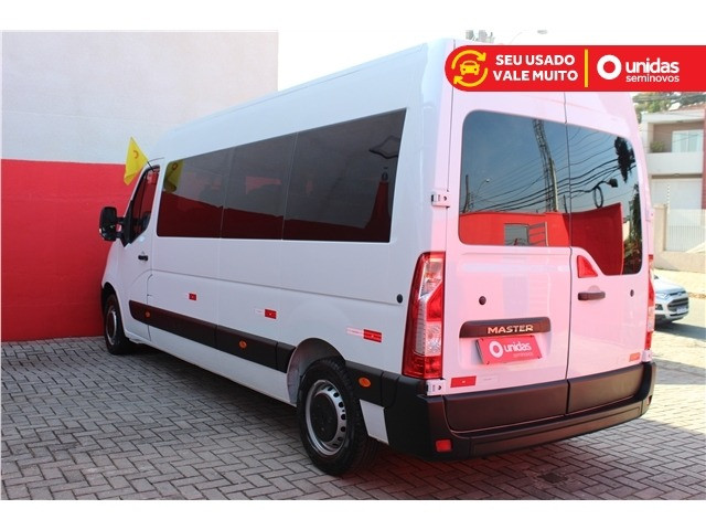 Renault Master 2.3 DCI Diesel Minibus Executive 16 lugares - Foto 4