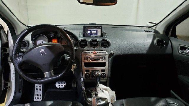 Peugeot 408 Griffe THP 1.6 2013 (Todas as revisões em concessionária) - Foto 14