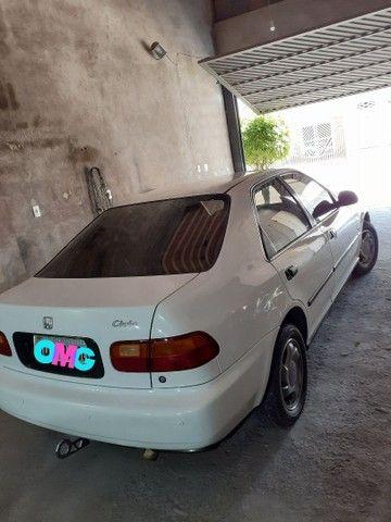 Vendo Honda Civic lx automático  - Foto 2