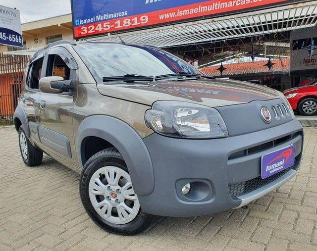 Fiat UNO WAY 1.0 8V FLEX 4P MEC. - Foto 2