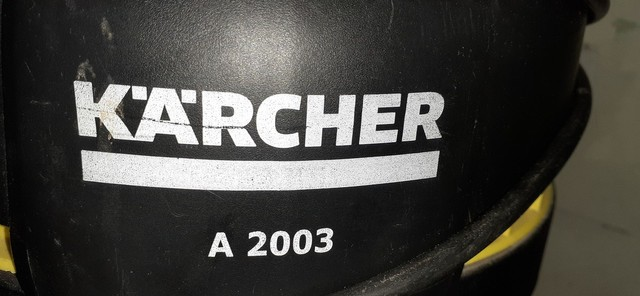 Aspirador de Pó e Líquidos Kärcher A2003