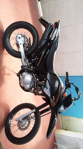 VENDO BROS NXR 150 - ANO 2011 - Foto 4