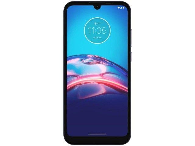 Smartphone Motorola Moto E6i 32GB Cinza Titanium - 4g 2gb ram - Na Caixa - Foto 5