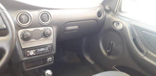 Chevrolet Celta 1.0 8V 2004 Azul Confira ! - Foto 12