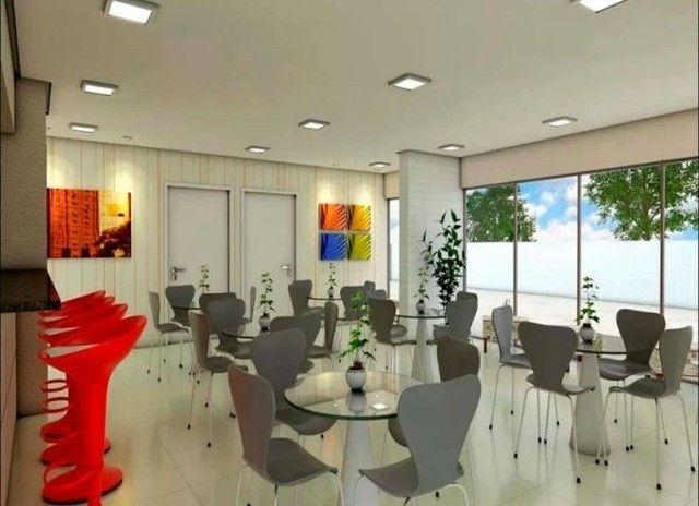 BR_LM - Lindo apartamento na beira mar de Casa Caiada com 95m² - Estação Marcos Freire - Foto 4