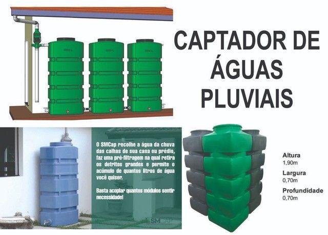 Capatador de aguas pluviais - Foto 4